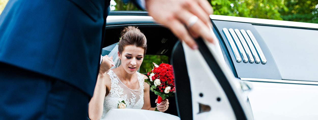 Burlington wedding limousine service